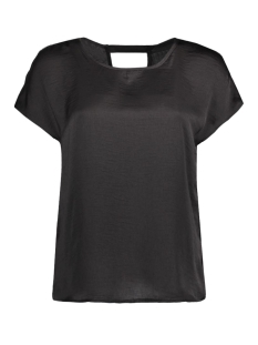 Vero Moda T-shirt VMABBY CAP SLEEVE TOP NFS 10172059 Black