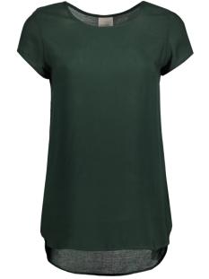 Vero Moda T-shirt BOCA SS BLOUSE COLOR 10104053 Scarab