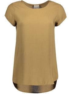 Vero Moda T-shirt BOCA SS BLOUSE COLOR 10104053 Kangaroo