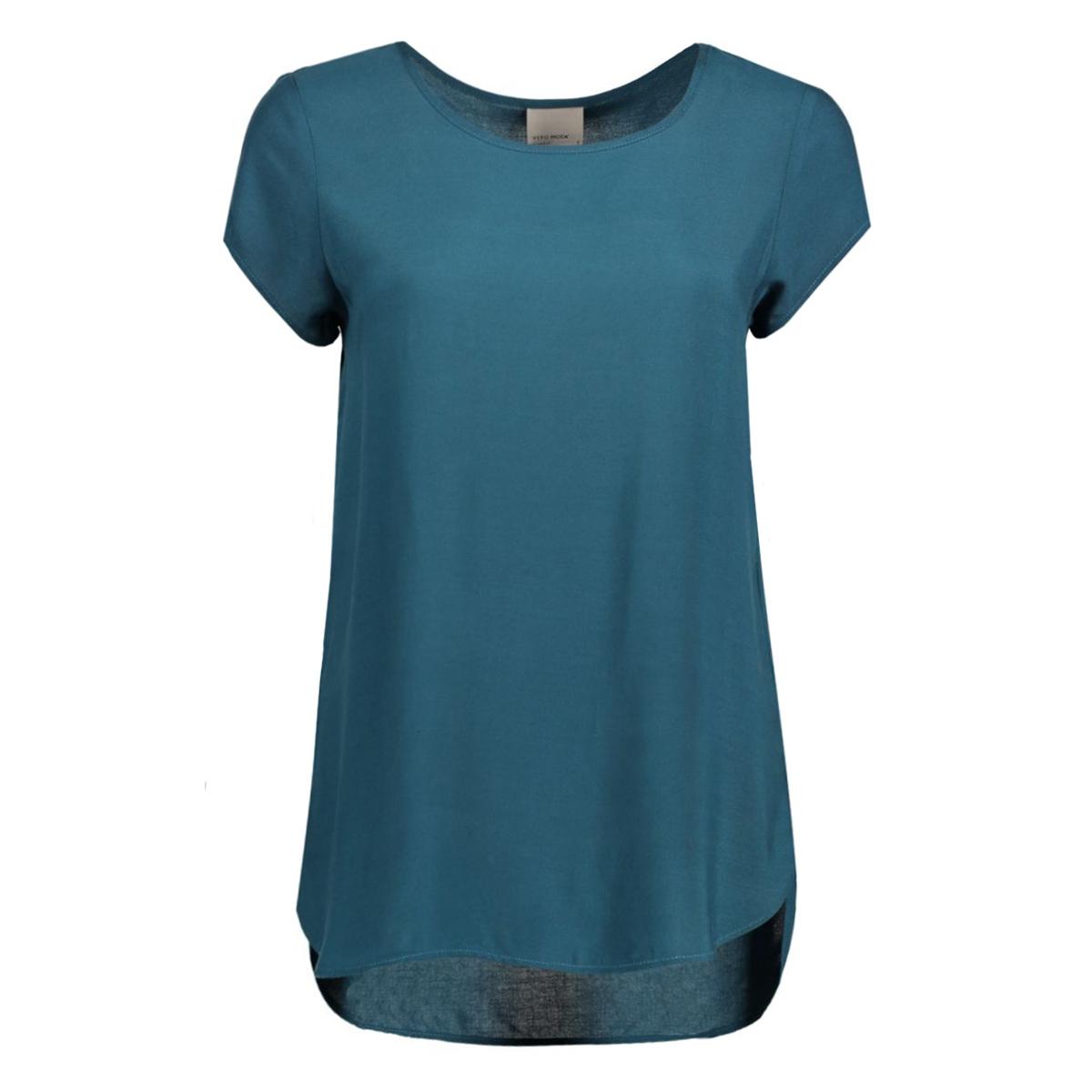 boca ss blouse color 10104053 vero moda t-shirt reflecting pond