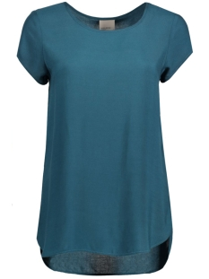 Vero Moda T-shirt BOCA SS BLOUSE COLOR 10104053 Reflecting Pond