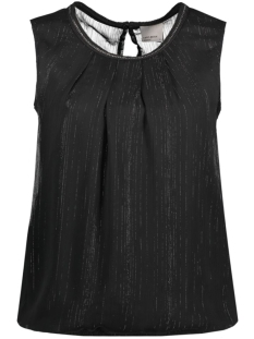 Vero Moda Top VMSIMPLE GLITTER S/L TOP 10163860 Black