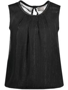 vmsimple glitter s/l top 10163860 vero moda top black