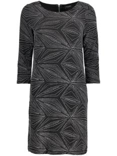 Vila Jurk VITINNY ONO 3/4 SLEEVE DRESS 14039165 Black/Silver