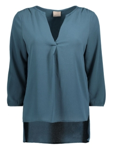 Vero Moda Blouse VMSANA 3/4 TUNIC A 10165899 Reflecting Pond