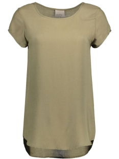 Vero Moda T-shirt BOCA SS BLOUSE COLOR 10104053 Ivy Green