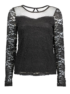 Vila T-shirt VITILA TOP 14037452 Black