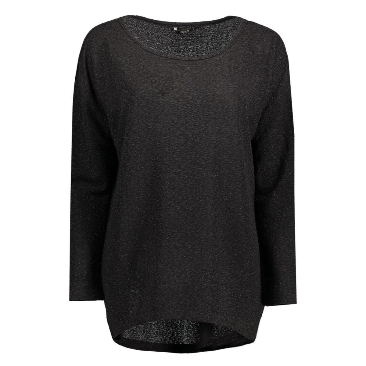 onlroxin elcos l/s top jrs 15131622 only t-shirt black