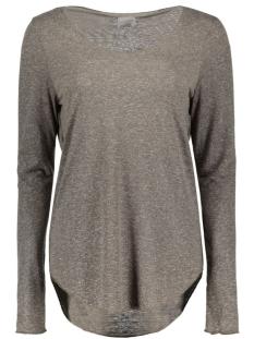 Vero Moda T-shirt VMLUA LS TOP NOOS 10158658 Beluga
