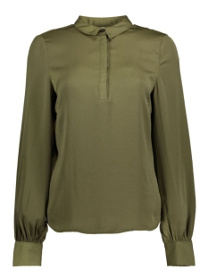 Vila Blouse VIMELLI VOLUME L/S TOP 14041083 Ivy Green