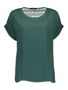 Vila T-shirt VISOL S/S TOP 14038367 Ponderosa Pine