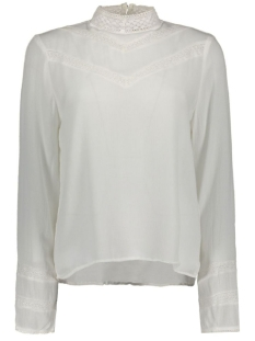 VMJEANIE L/S TOP 10167062 Snow white