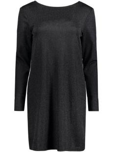 VISANS L/S DRESS 14039275 Black/Black Lure