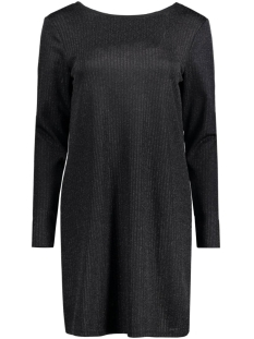 Vila Jurk VISANS L/S DRESS 14039275 Black/Black Lure