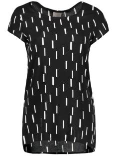 Vero Moda T-shirt VMLEA BOCA S/S TOP NFS 10175307 Black