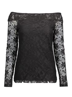 Noisy may T-shirt NMTRISHA L/S TOP 10167423 Black