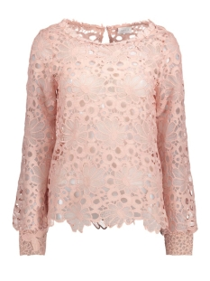 Vila T-shirt VIRASMA TOP 14040087 Rose Dust