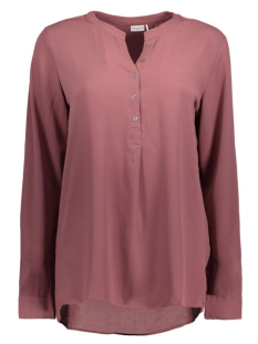 Jacqueline de Yong Blouse JDYTRIBBIANI L/S PLACKET TOP WVN 15127000 Rose Brown
