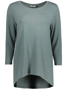 Only T-shirt onlMOSTER MELCOS 3/4 TOP JRS NOOS 15123342 Balsam Green