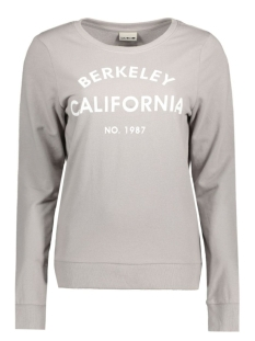 Noisy may Sweater NMPANA L/S TOP 10164756 Ash/Berkeley