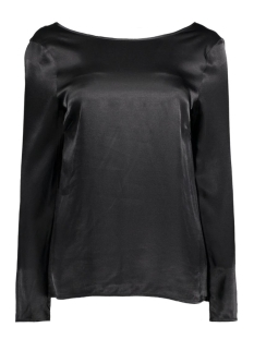 Vila T-shirt VIKLIKA L/S TOP 14041195 Black