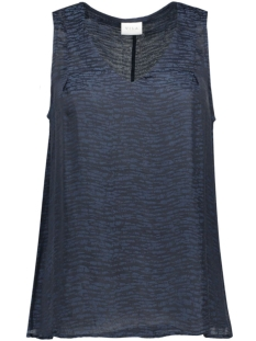 Vila Top VIMELLI S/L DETAIL TANK TOP GV 14039097 Total Eclipse