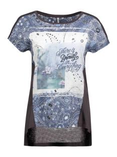 Only T-shirt onlPHOTO S/S. TOP BOX JRS 15129585 Phantom/Beauty
