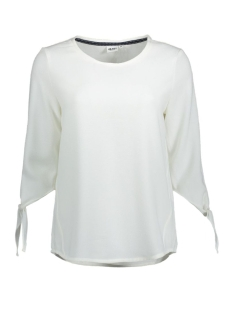 Object T-shirt OBJEVALINA 3/4 TOP A PS 23024580 Gardenia
