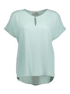 Vero Moda T-shirt VMASTA SS BLOUSE NOOS 10158786 Blue Surf
