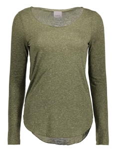 VMLUA LS TOP NOOS 10158658 Ivy Green