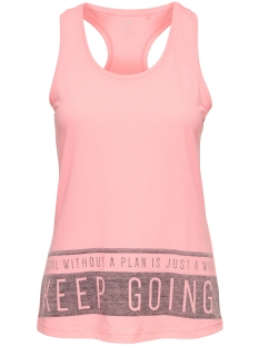 Only Play Sport top onpSANI TANK TOP 15124781 Lollipop Pink