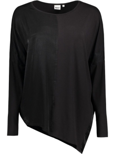 Object T-shirt OBJJACKY L/S TOP A PS 23024605 Black