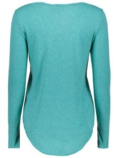 vmlua ls top noos 10158658 vero moda t-shirt viridian green