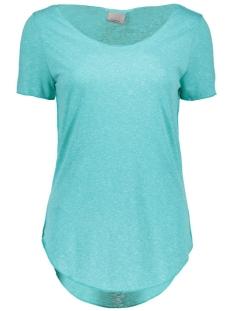 Vero Moda T-shirt VMLUA SS TOP NOOS 10149900 Viridian Green