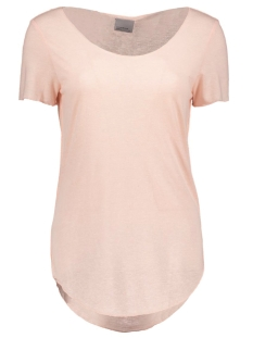 Vero Moda T-shirt VMLUA SS TOP NOOS 10149900 Peach Whip