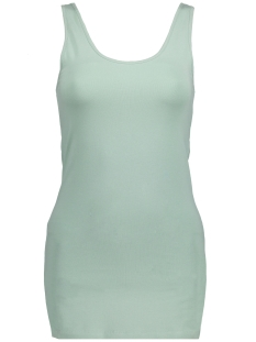 Vero Moda Top VMMAXI MY SOFT UU LONG TANK TOP NOOS 10147661 Blue Surf