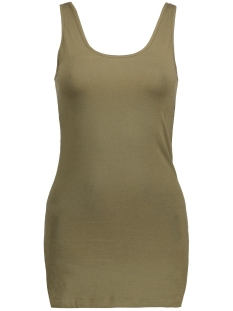 VMMAXI MY SOFT UU LONG TANK TOP NOOS 10147661 Ivy Green