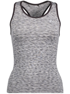 Only Play Sport top onpDEBRA SEAMLESS  TANK TOP 15124738 Black/Melange
