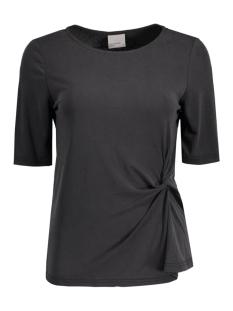 Vero Moda T-shirt VMGREY KNOT 2/4 TOP FD NFS 10178622 Black