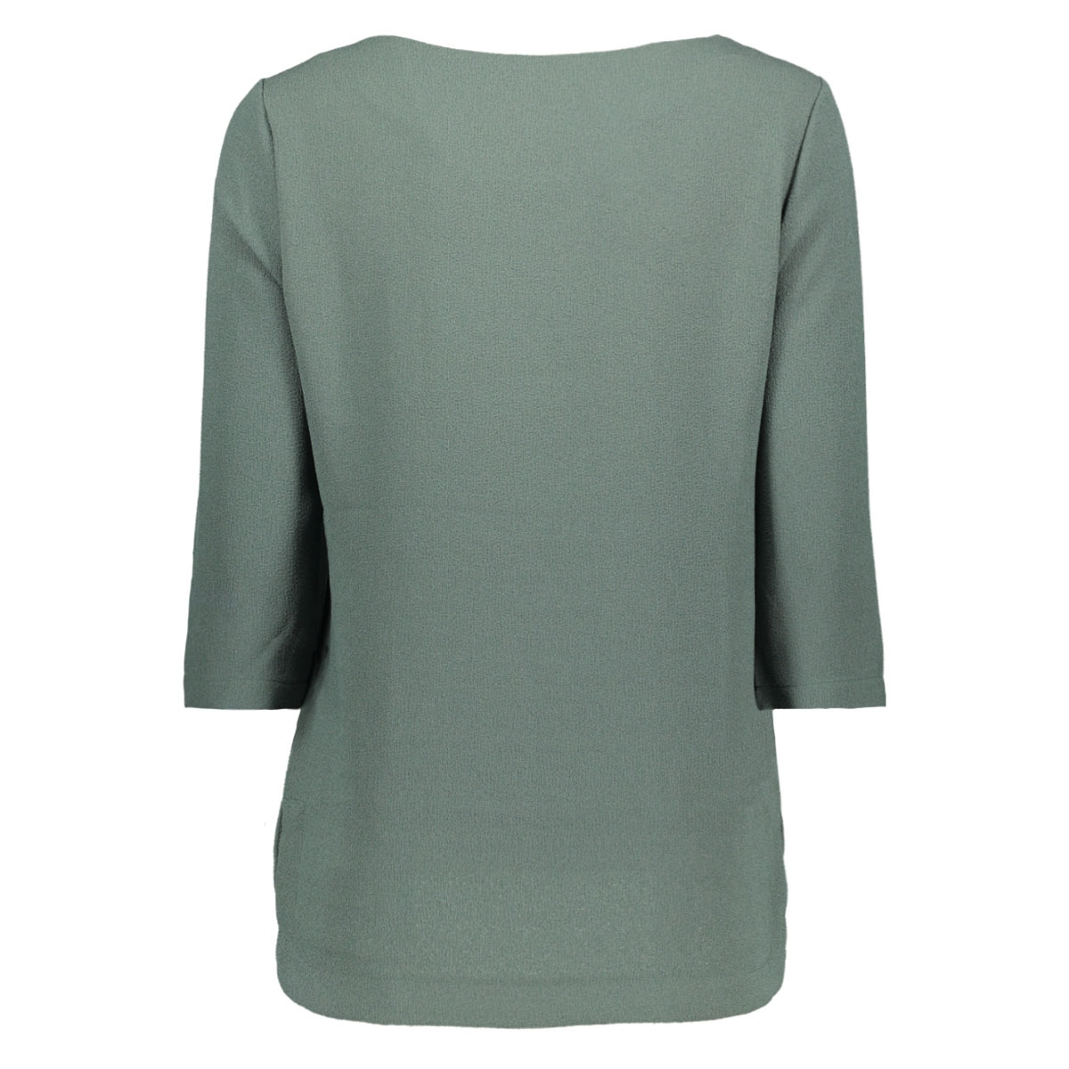 objcorlee 3/4 top noos 23024282 object t-shirt balsam green