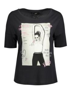 Only T-shirt onlDAKOTA 2/4 DANCE/GIRL TOP BOX ES 15133259 Black/girl