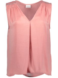 Vila Top VIRUSTIC S/L SEQUINS TOP 14039101 Rose Dawn