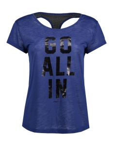 Only Play Sport shirt onpJOSSE SS TEE 15124863 Blue Depths