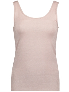 Only Top onlLIVE LOVE GLIMMER TANK TOP NOOS 15101819 Peach Whip