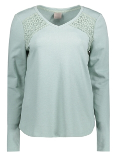 Vero Moda Sweater VMTIKKA LS SWEAT JRS A 10175016 Blue Surf