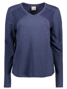 Vero Moda Sweater VMTIKKA LS SWEAT JRS A 10175016 Navy Blazer