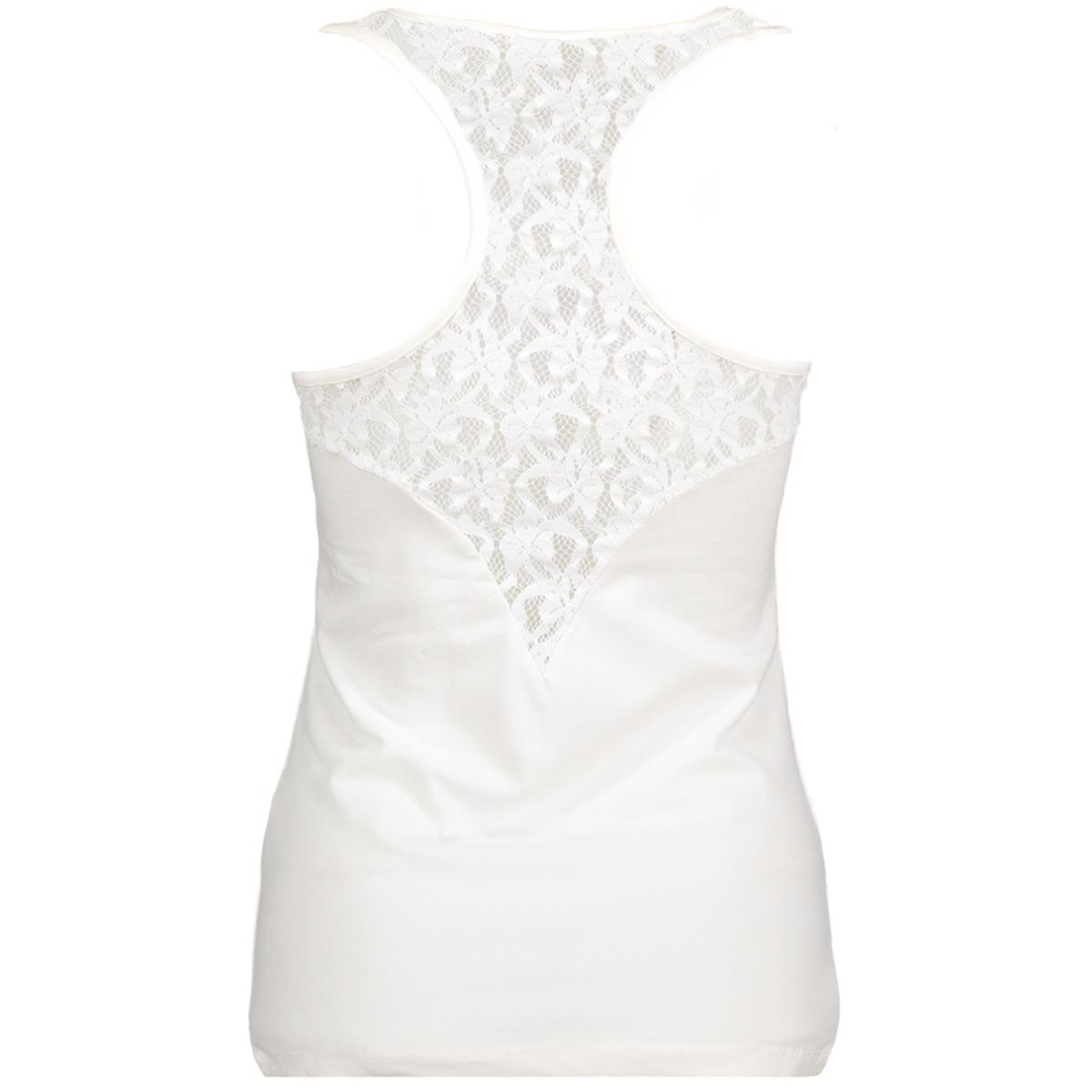 vmmaxi my soft lace boxer top noos 10170567 vero moda top snow white