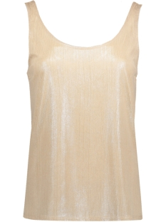 Vila Top VIPOL NEW S/L TOP 14042391 Frosted Almond