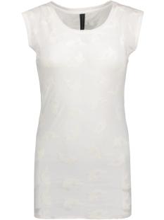 10 Days T-shirt 20-733-7101 Ecru