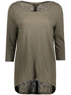 Only T-shirt onlCASA 3/4 BUTTON TOP JRS NOOS 15102410 Kalamata